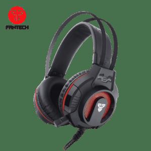 Fantech HG17 VISAGE II CRNE gejmerske slušalice
