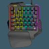 Fantech K512 Archer gaming jednorucna tastatura