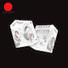 Fantech HG17s Visage II gaming slusalice Space edition