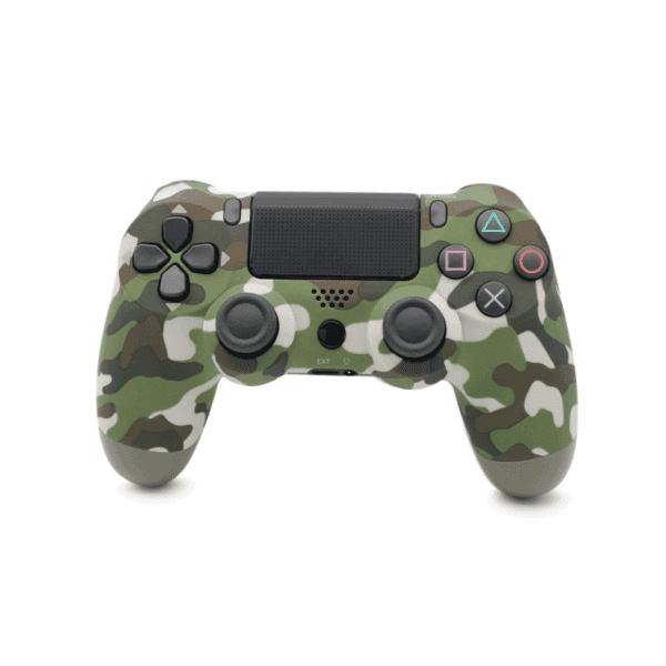 Joypad Dual Shock WIFI za PS4 army zeleni