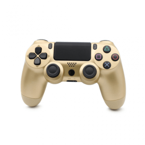 Dual Shock WIFI za PS4 zlatni