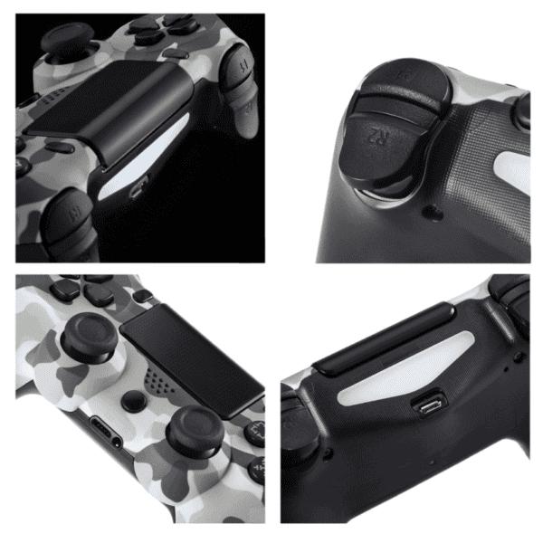 Joypad Dual Shock WIFI za PS4 zlatni