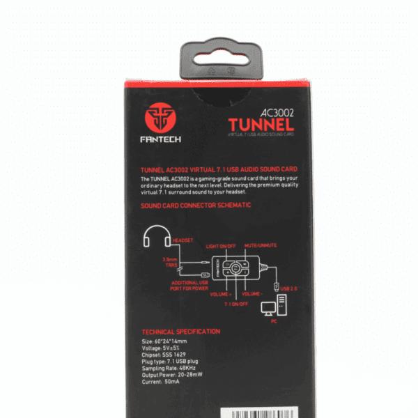 Zvucna kartica 7.1 AC3002 USB