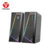 Fantech GS204 Rumble RGB Crni zvučnici