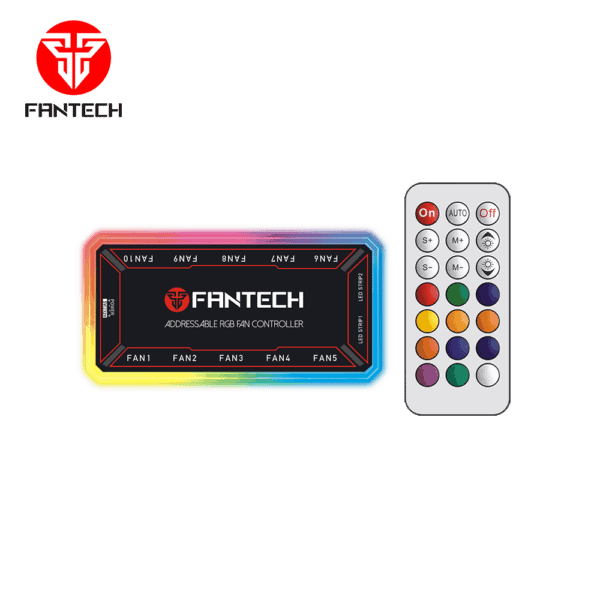 RGB KIT FANTECH CFB302 TYPHOON