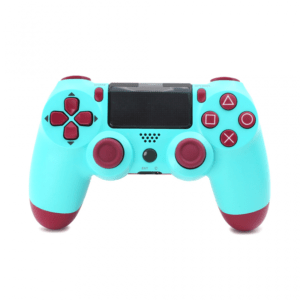 Joypad Dual Shock WIFI za PS4 tirkizno bordo