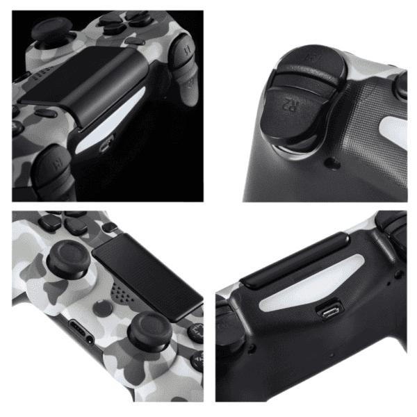 Joypad Dual Shock WIFI za PS4 tirkizno bordo