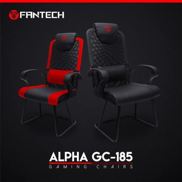 STOLICA ALPHA GC-185s CRVENA