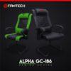 Fantech GC-186 Alpha Black